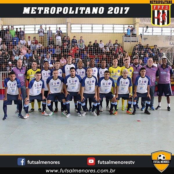 Final do Campeonato Metropolitano 2017 Srie Ouro A1  Palmeirashellip